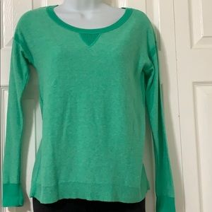 American Eagle Outfitters xS Green Sweater